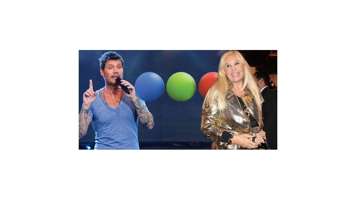 Las noches de Telefe para enfrentar el posible regreso de Tinelli: Susana y humor