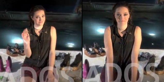 Oriana Sabatini se prepara para su debut en la televisión con Aliados