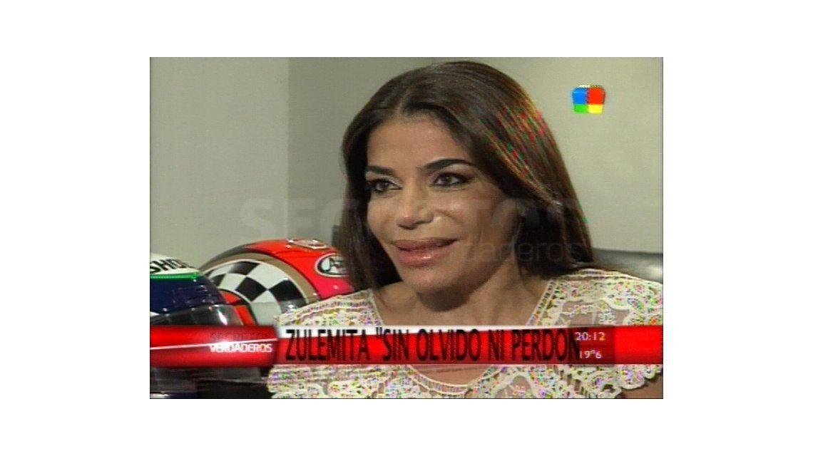 Los secretos de Zulemita Menem: Sufrí violencia de género dos veces