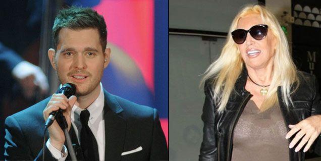 Susana quiere a Michael Bublé que el año pasado la plantó en televisión