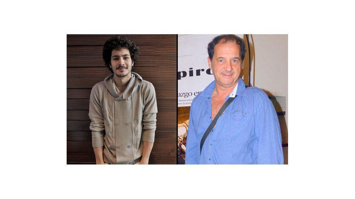 El Chino Darín se suma al elenco de Farsantes, la nueva ficción de canal Trece