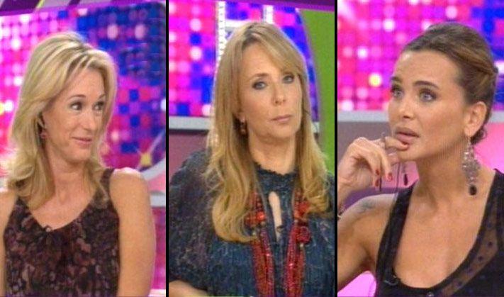 Nueva guerra de panelistas: Evelyn Von Brocke vs Yanina Latorre y Amalia Granata