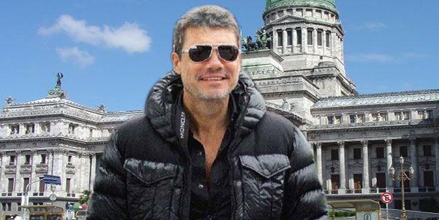 Los tweets de Marcelo Tinelli sobre la reforma judicial: La sesión fue horrible