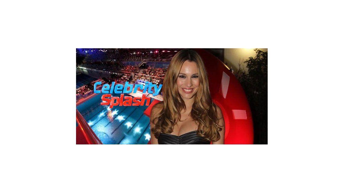 Pampita, convocada para ser jurado de Celebrity Splash, vuelve al país