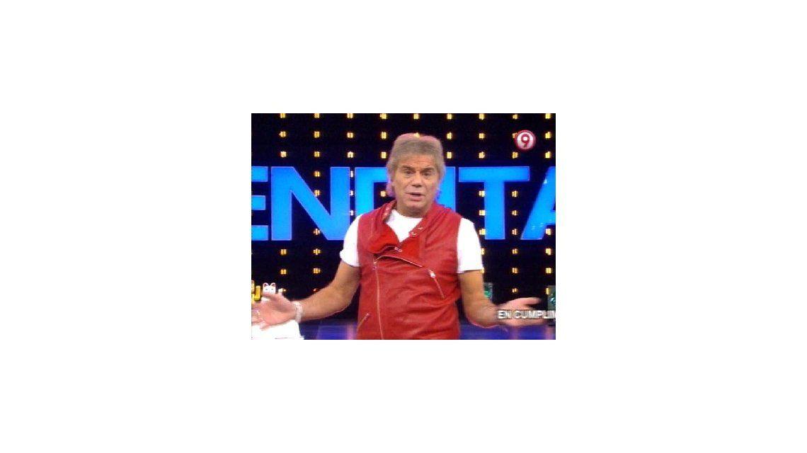 Beto Casella volvió a la televisión y a Bendita después de la crisis en canal 9