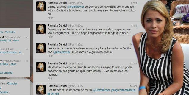 Pamela: Me dolió el informe de Bendita, que generó el despido de un productor