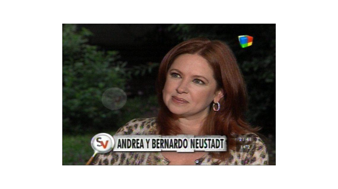 Andrea Del Boca: Mirtha jamás me pidió perdón por preguntarme del embarazo