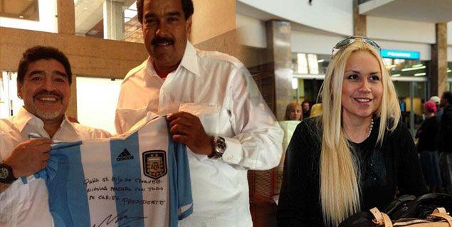 Los planes de Diego Maradona después de su viaje a Venezuela: ¿Vendrá al país?