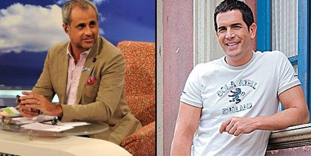 La sorprendente y divertida confesión de Jorge Rial sobre Diego Ramos