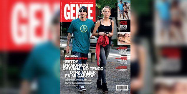 Ortega: Estoy enamorado de Ivana, no tengo otra mujer en mi cabeza
