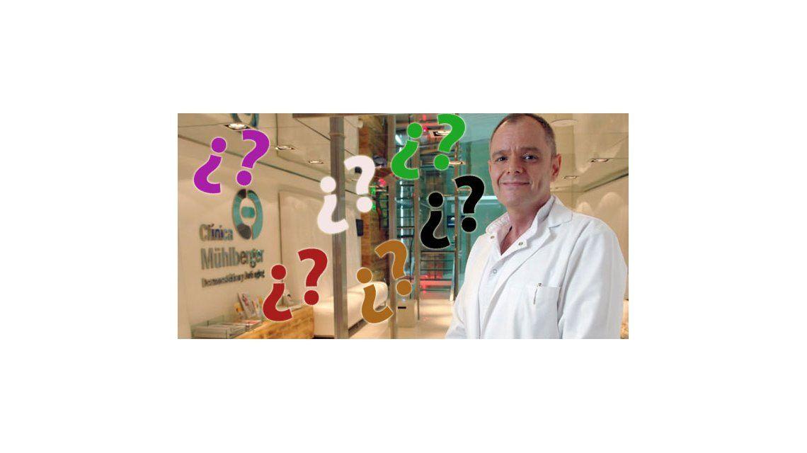 Secretos, y revelaciones en el expediente negro del Dr. Rubén Mühlberger