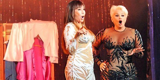 Carmen y Moria de gira con Escandalosas en Rosario: toda la cobertura del debut