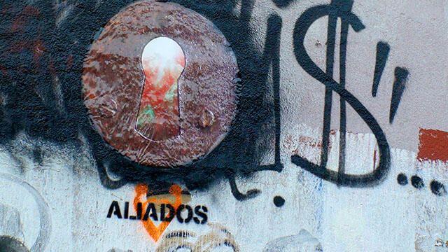 Peter Lanzani se prepara para Aliados