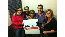 Florencia Peña, Camilo García y Bremer se preparan para debutar en radio
