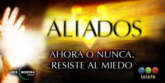 Aliados: lanzan la segunda imagen promocional de la tira de Cris Morena