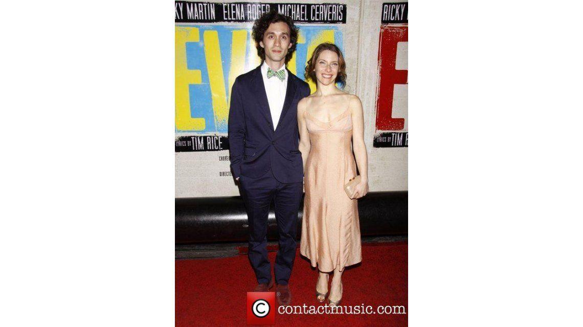 Elena Roger y su pareja Mariano Torre, esperan su primer hijo