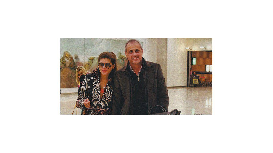 Jorge Rial y Mariana Antoniale: las imágenes del aniversario de mucho amor