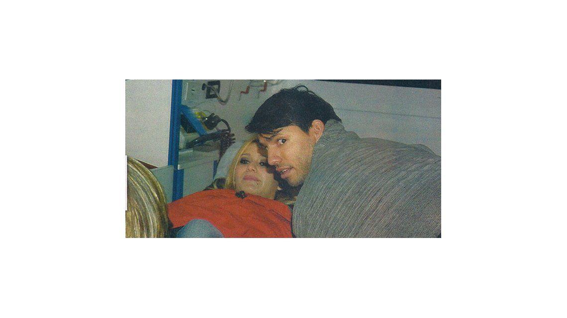 La intimidad de la internación de Karina junto al Kun Agüero