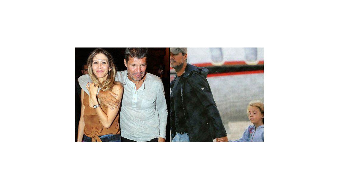 Valdes y la relación de su familia con Tinelli: Mi hija quiere mucho a Marcelo