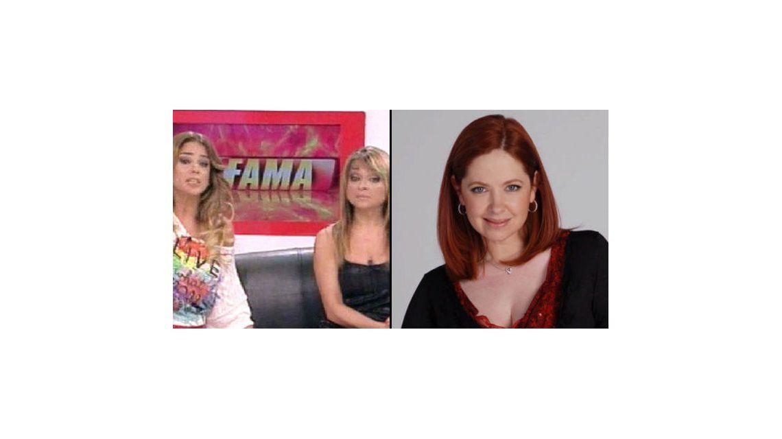 Guerra de panelistas por Andrea del Boca: Marina Calabró vs Marcela Feudale
