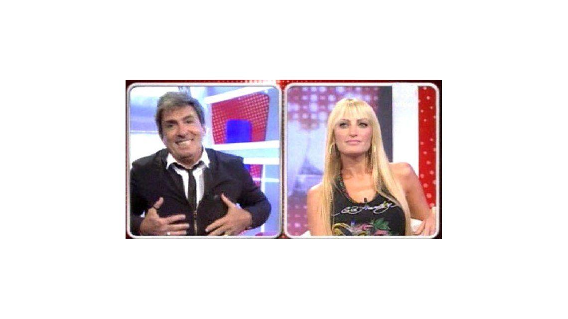 El feroz cruce de Beto Cesar y Gabriela Mandato por Carmen Barbieri
