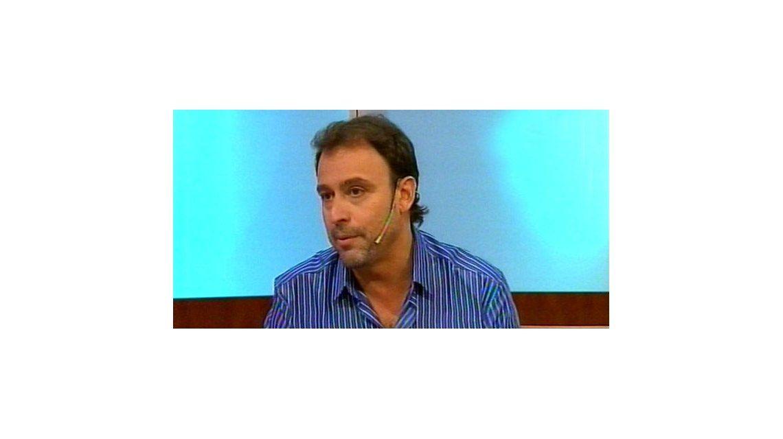 Adrián Pallares sobre Más Viviana: Hacía rato que no trabajábamos normalmente
