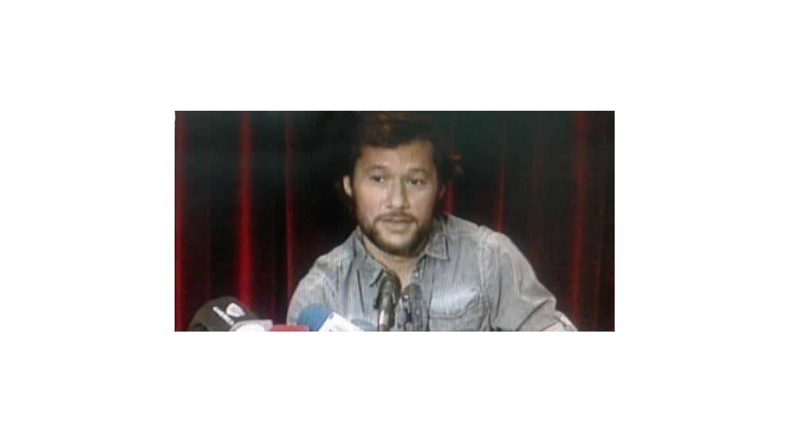 Diego Torres habló en TV de su hija Nina: En el parto de mi hija hubo música