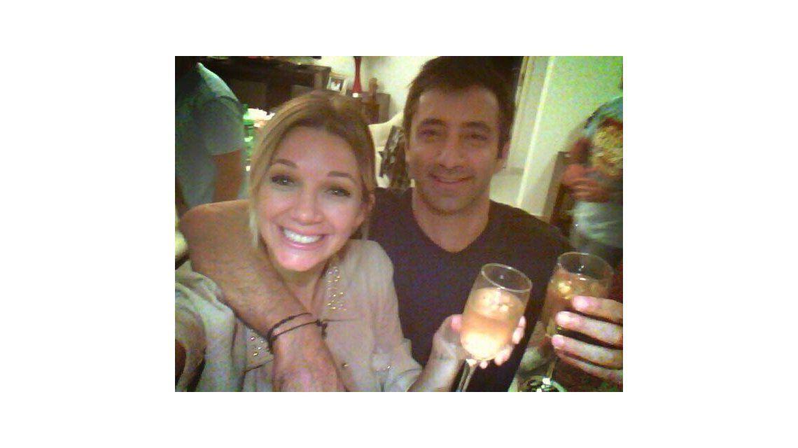 Micaela Breque le rompe el corazón a Andrés Calamaro vía twitter