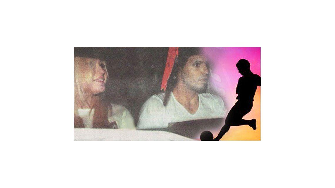 El apoyo de los futbolistas a la relación del Kun Agüero y Karina La Princesita