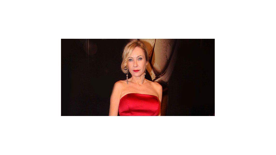 Inés Estevez tentada para volver a la actuación con un protagónico en cine