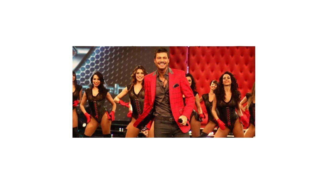 El nuevo Showmatch 2013 se puso en marcha para la pantalla de canal 9