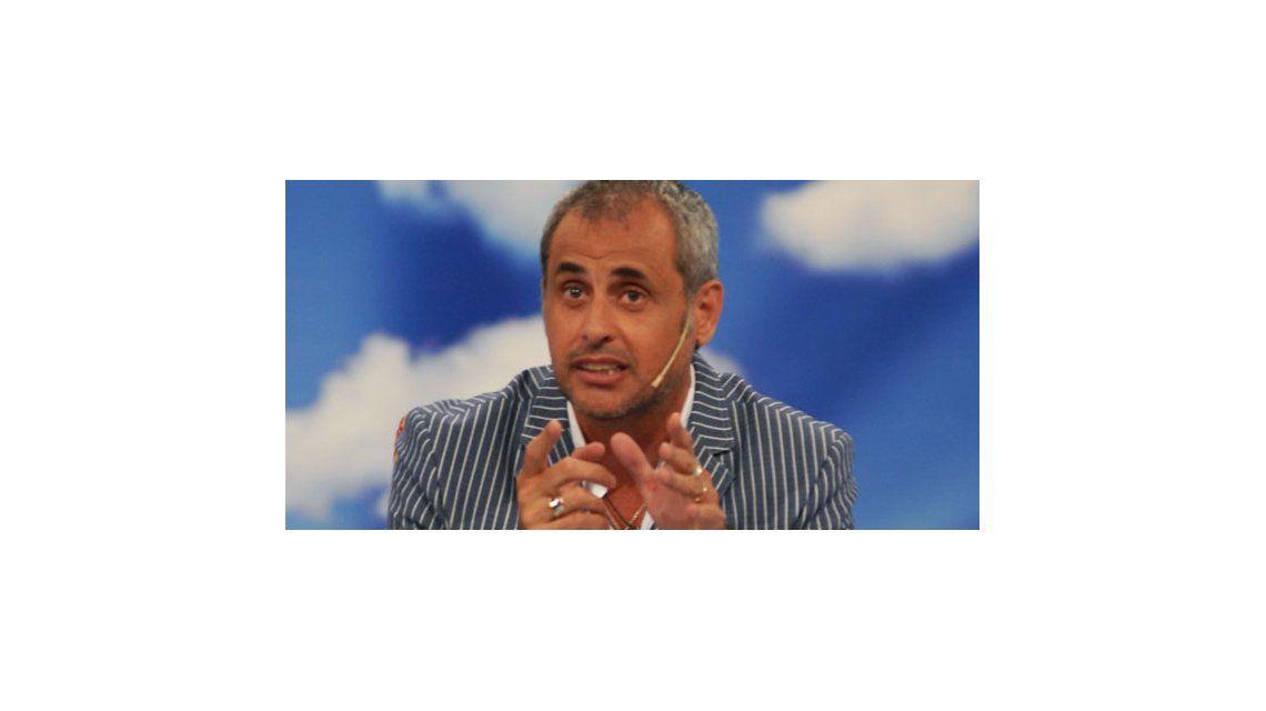Jorge Rial con Majul: Todo lo que tengo que hablar con mi ex, será en la justicia