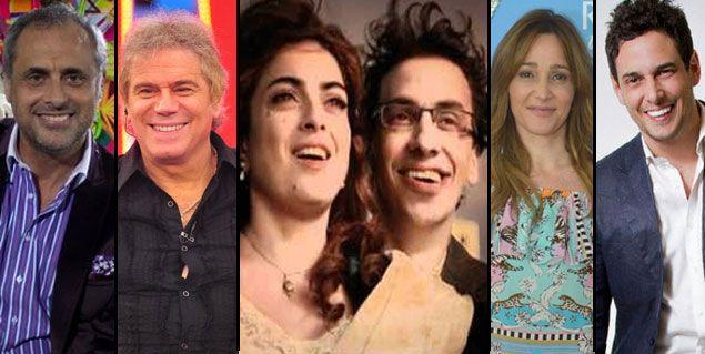 Rial, Casella, Vero Lozano y Rodrigo Lussich le ponen la cara a una publicidad