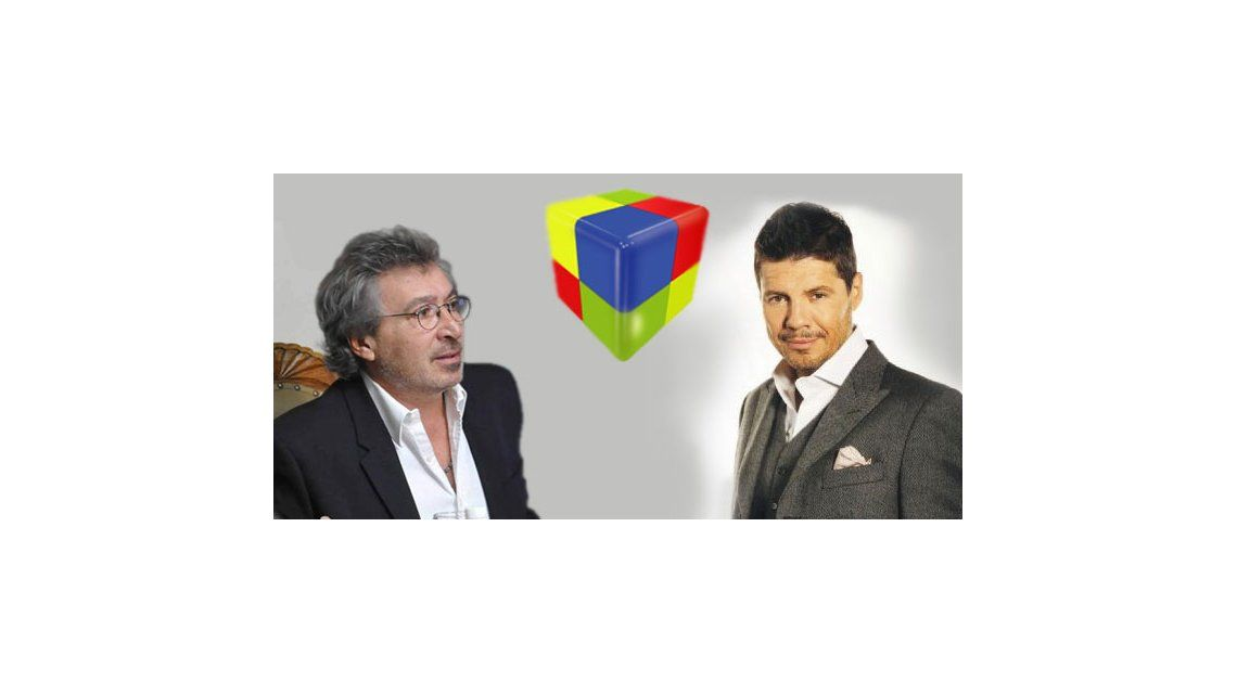 En América con Daniel Vila a la cabeza, insisten con tener a Marcelo Tinelli