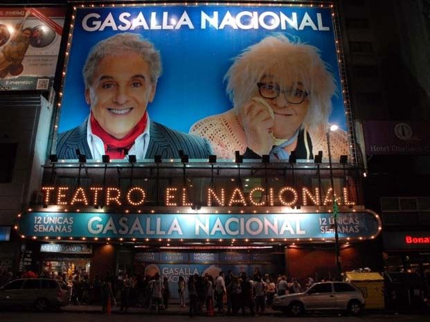 Por un cuadro gripal, Antonio Gasalla vuelve a suspender sus funciones teatrales