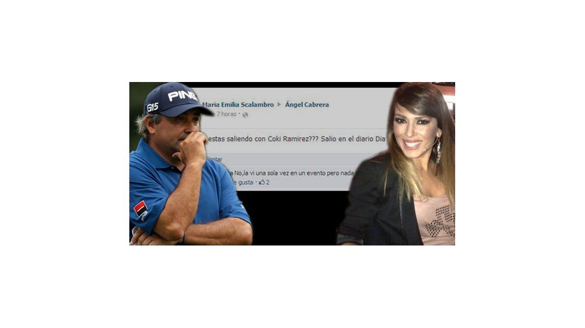 El misterioso novio de Coki Ramírez: Pato Cabrera dice que no sale con ella