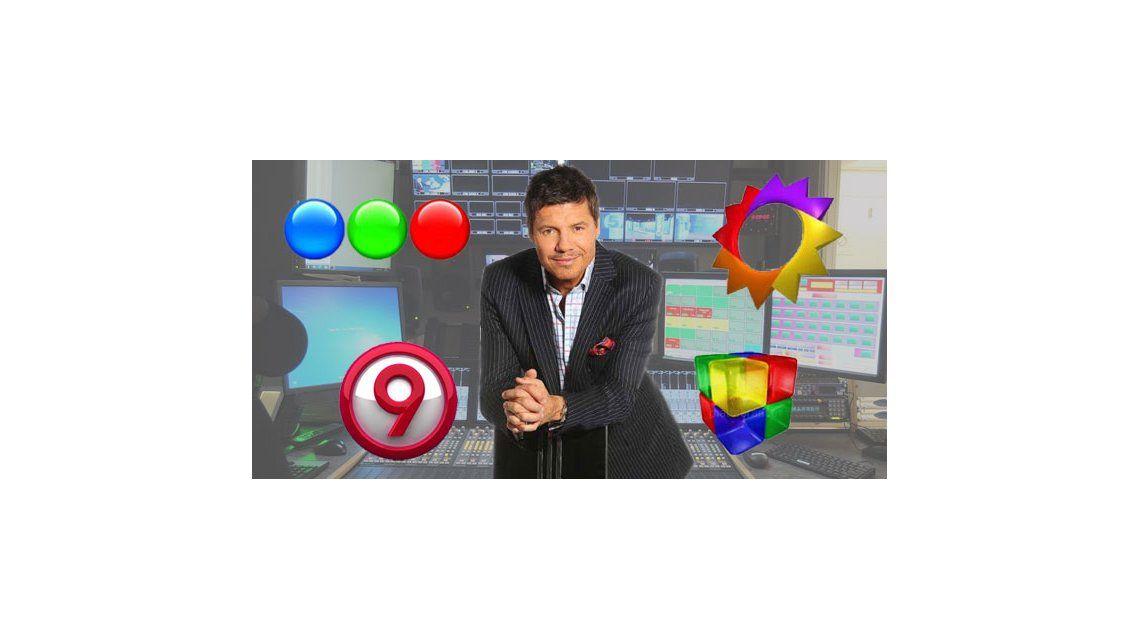 Marcelo Tinelli y el canal con más posibilidades de tenerlo en su pantalla