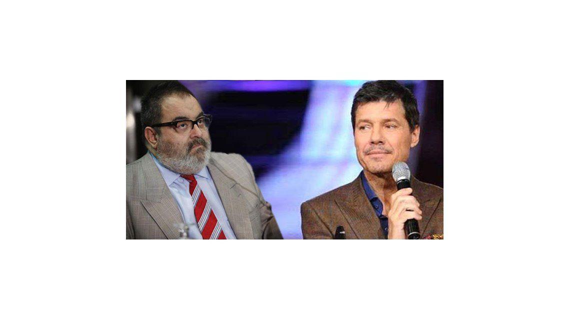 Jorge Lanata no tengo ningún interés en que Tinelli esté o no en El Trece