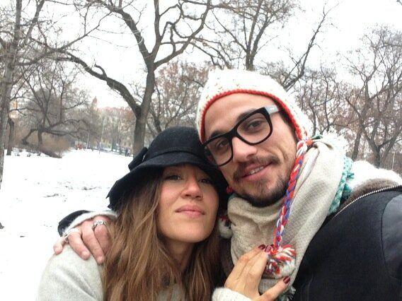 Jimena Barón se mudó a Inglaterra con su novio, el jugador Daniel Osvaldo