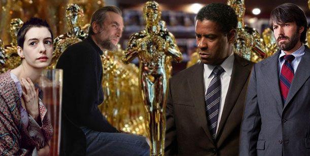 Oscar 2013: Todos los ganadores de la estatuilla dorada