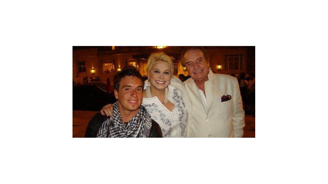 Santiago Bal, Carmen Barbieri y Federico, en Mar del Plata ¿juntos como antes?