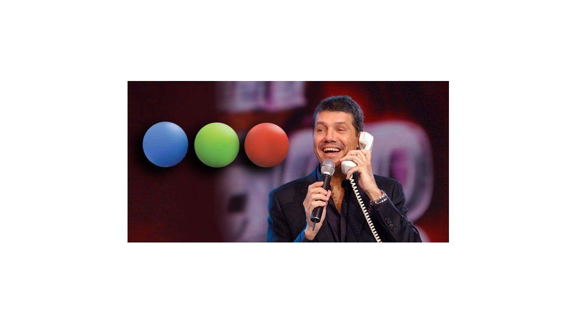 Marcelo Tinelli y la opción Telefe