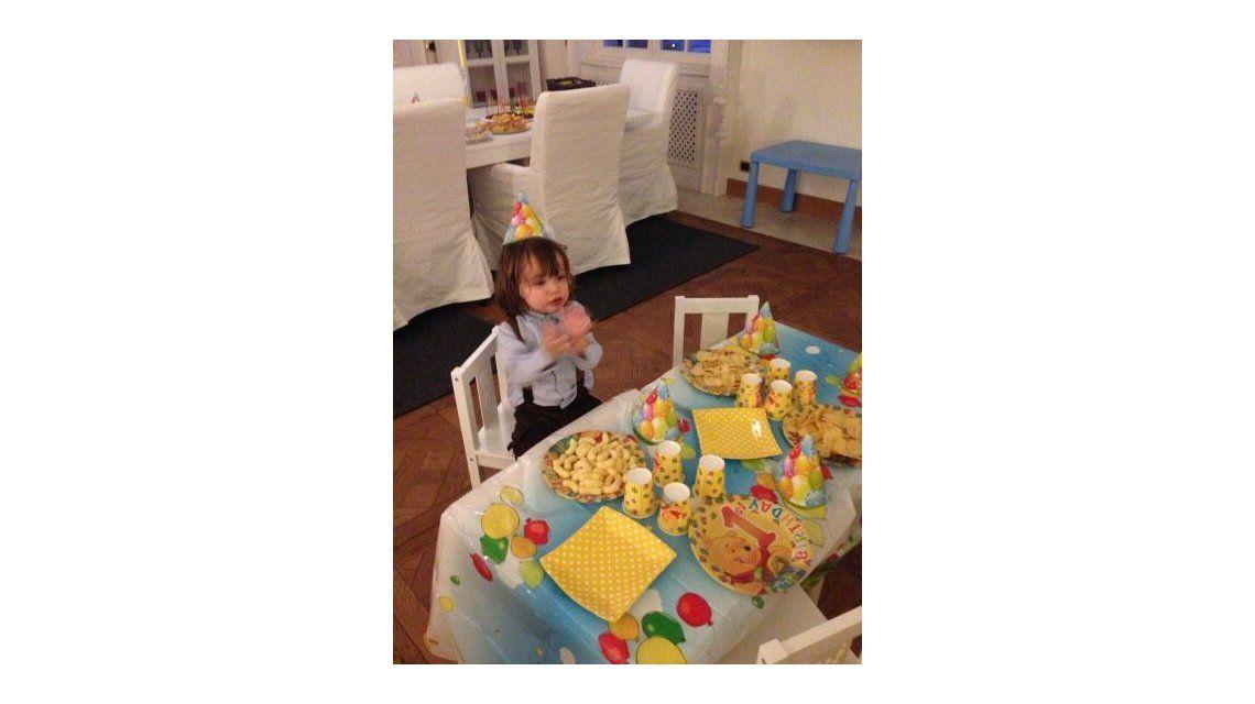 Wanda Nara y un festejo especial para el cumpleaños de su hijo Benedicto