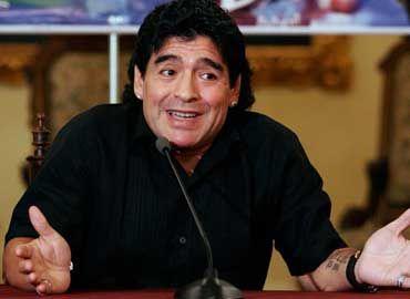 La secretaria del intendente de Ezeiza contó la relación que tiene con Maradona