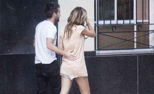 Eugenia Suárez y Nicolás Cabré disfrutan el embarazo de cuatro meses