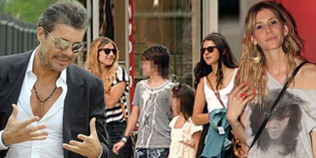Guillermina Valdes afianza su relación con los hijos de Marcelo Tinelli