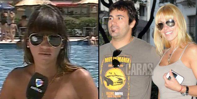 Habló Paola Cevey, la tercera en discordia entre Mónica Farro y su novio