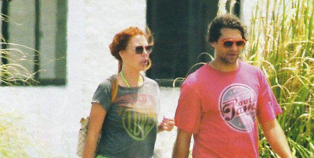 La nueva pareja de Celina Rucci