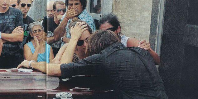 El triste adiós de Martín Demichelis a su padre