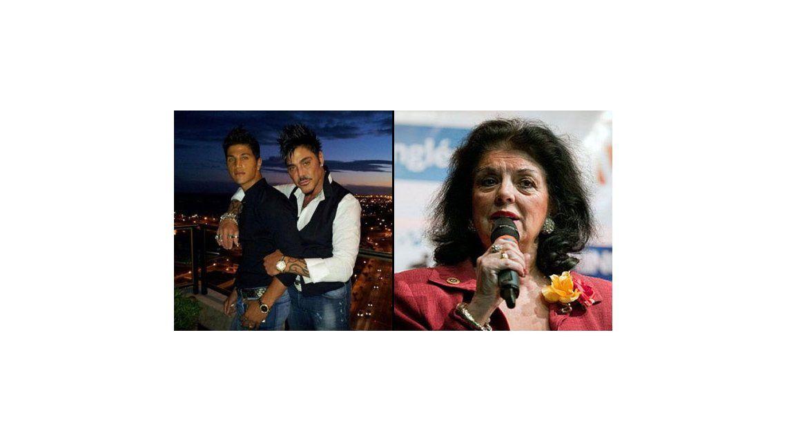 Rodrigo Díaz: Al lado de Ricardo estoy yo, ni su mamá ni sus hermanos